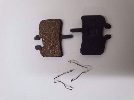 תמונה של רפידות ברקס דיסק A116