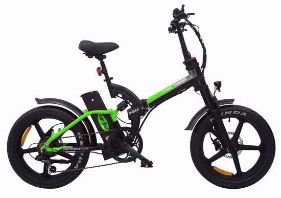 תמונה של אופניים חשמליים CORTEZ FAT  4MAX TRIPLE