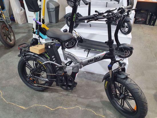 תמונה של אופניים חשמליים CORTEZ FAT 6 MAX