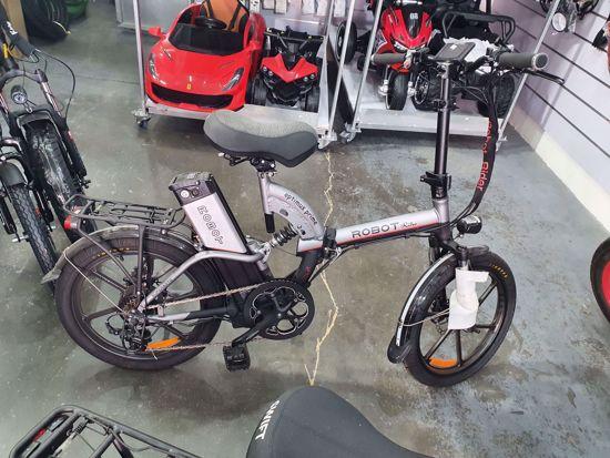 תמונה של אופניים חשמליים ROBOT 3.0