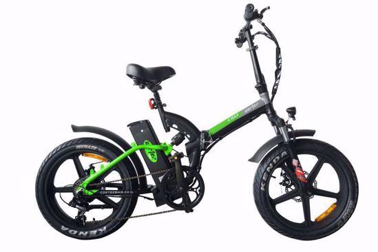 תמונה של אופניים חשמליים CORTEZ FAT  4MAX