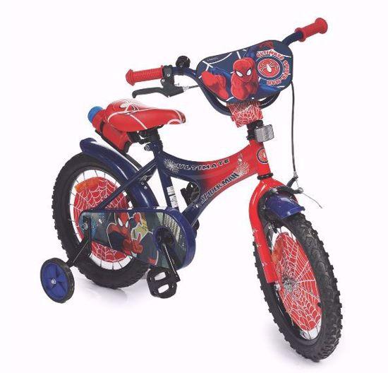 תמונה של אופני ילדים ספיידרמן